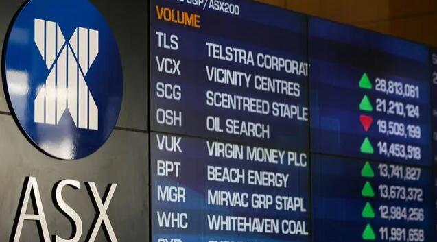 澳大利亚证券交易所(ASX)技术崩溃使市场收于八个月高点
