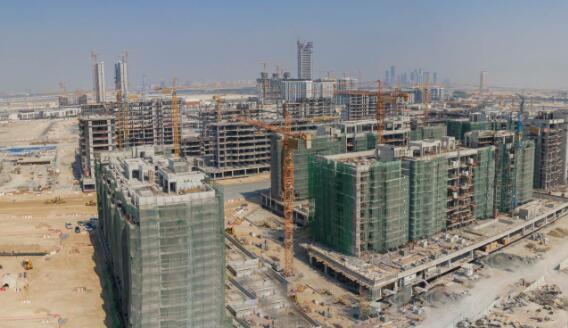 Azizi Developments投资超过1亿迪拉姆以丰富里维埃拉的生活
