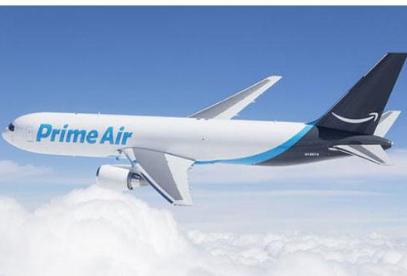 亚马逊扩大Amazon Air的交付能力