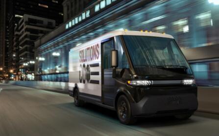 通用汽车以BrightDrop品牌进入电动送货车业务