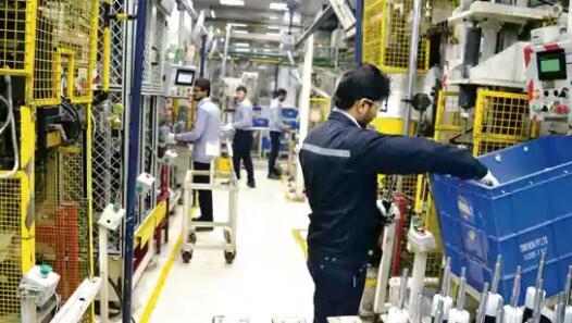惠誉国际表示印度中期增长在初步反弹后将放缓至6.5%左右