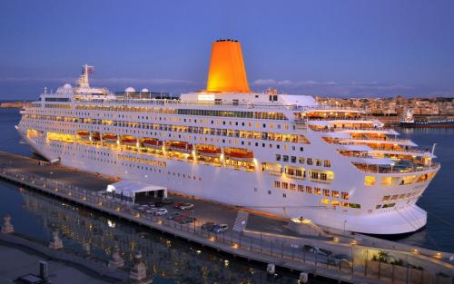 公主邮轮宣布太平洋公主离开舰队