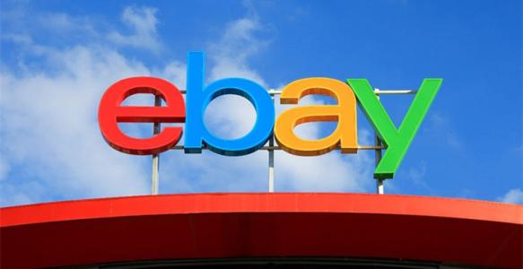 eBay公布的调整后每股收益 收入均超过预期
