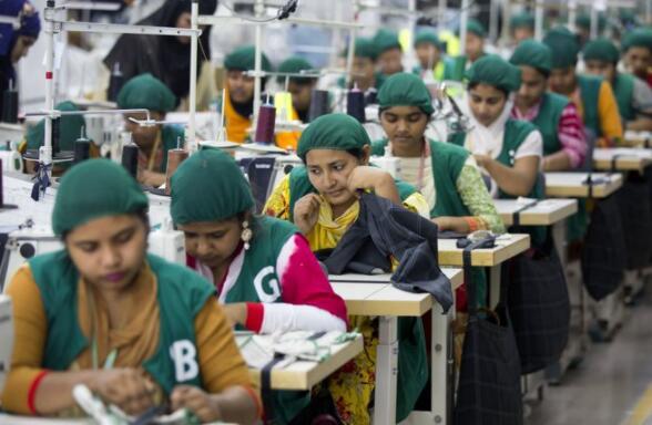 埃及对美国的成衣成衣出口在2020年下降了17%