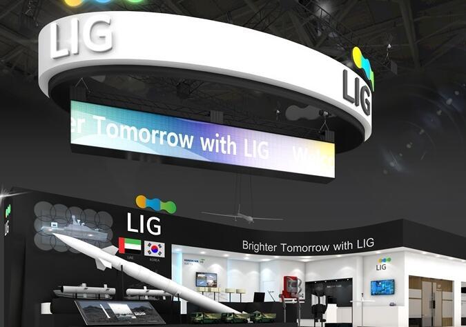 LIG Nex1前往IDEX 2021打入中东市场
