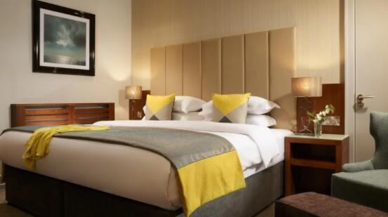 爱尔兰酒店联合会数据显示夏季酒店预订率仅为20%