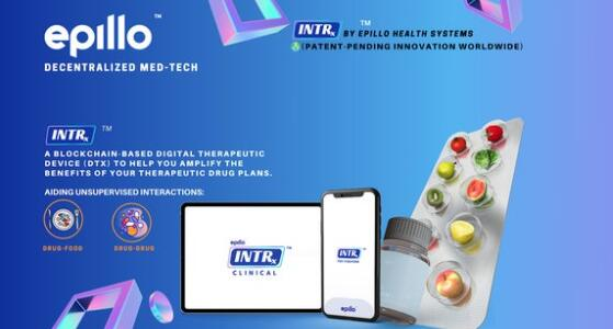 这种基于区块链的创新数字疗法将提高药丸的功效