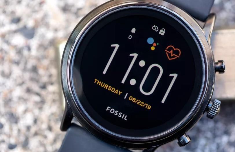 Fossil更新了具有睡眠跟踪和更多健身功能的Gen 5智能手表