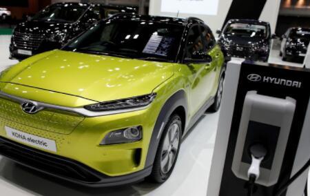 现代汽车因电池火灾隐患召回82000辆EV
