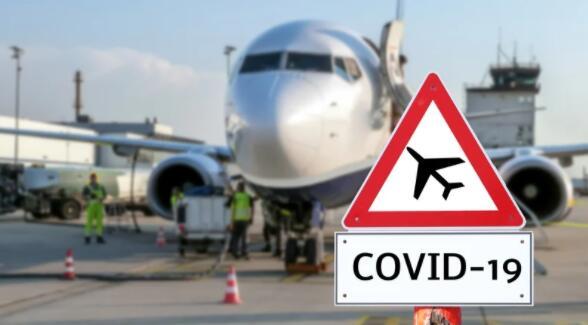 国际航空运输协会表示2月份国际旅客流量下降89%