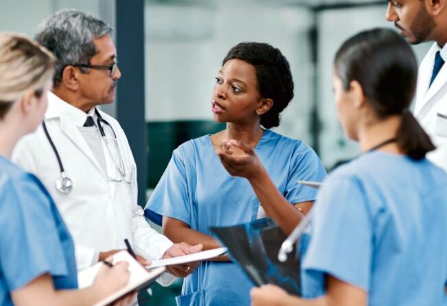 1支经过证明可增强您的投资组合的医疗保健ETF