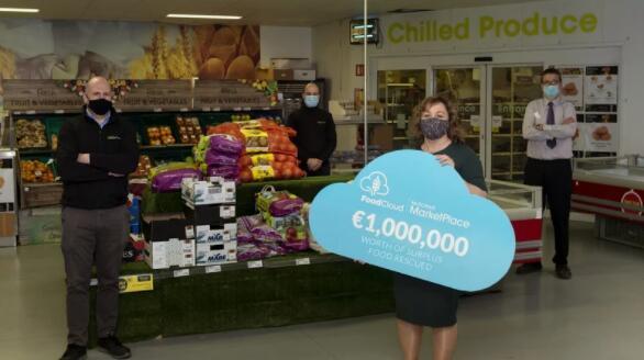 马斯格雷夫市场广场向慈善机构捐赠795,000顿饭