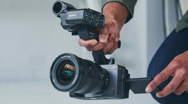 索尼为摄像师推出FX3全画幅相机 价格为399990卢比