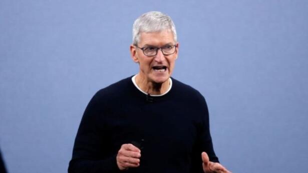 苹果CEO蒂姆库克刚刚谈到的Android会让你大吃一惊