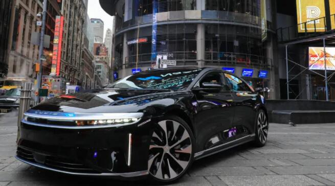 Lucid Motors的股票会像其他电动汽车SPAC一样挣扎吗