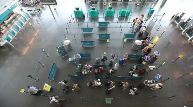 爱尔兰对非必要国际旅行的限制放宽