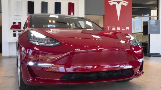 特斯拉在美国提高电动汽车价格 在中国保持不变