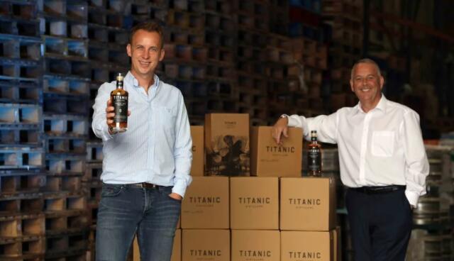 United Wines与泰坦尼克号威士忌品牌签署全爱尔兰协议