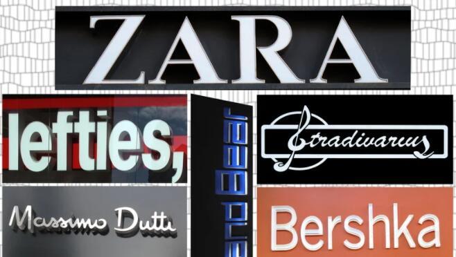 在夺回失去的销售方面 H&M落后于zara的所有者Inditex