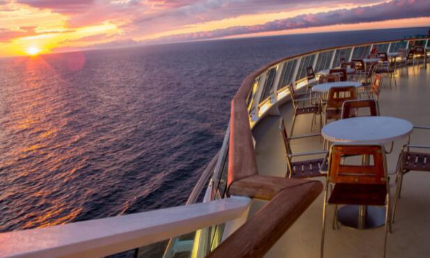 从大西洋中部的一个重要港口重新启航使投资者感到高兴