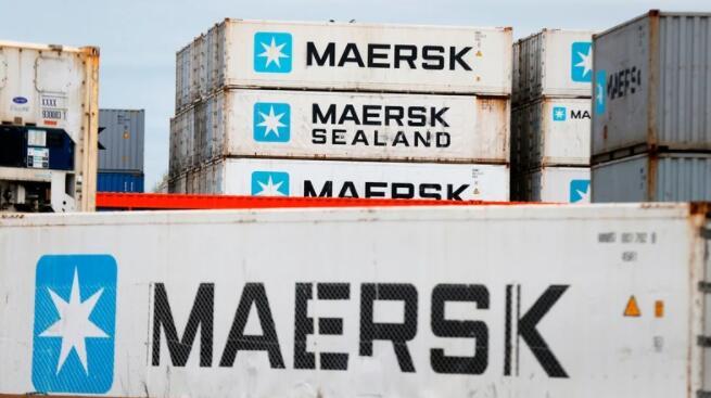 马士基首席执行长认为今年货运市场没有放缓的迹象