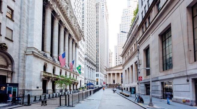 纽约和伦敦在全球金融中心指数中位居榜首