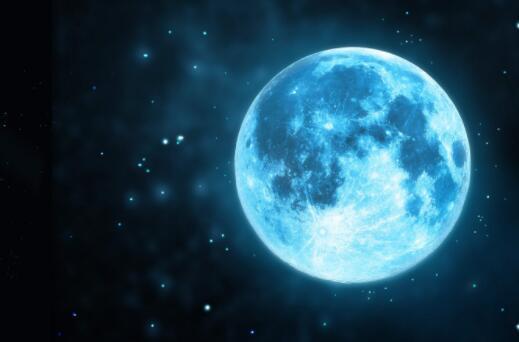 美国宇航局为蓝色起源再次拍摄月球