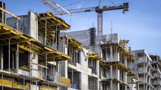 爱尔兰特许测量师协会新研究发现当地商业建筑通胀率为8.3%