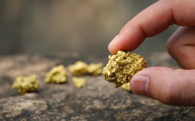 为什么今天埃尔多拉多黄金股票飙升