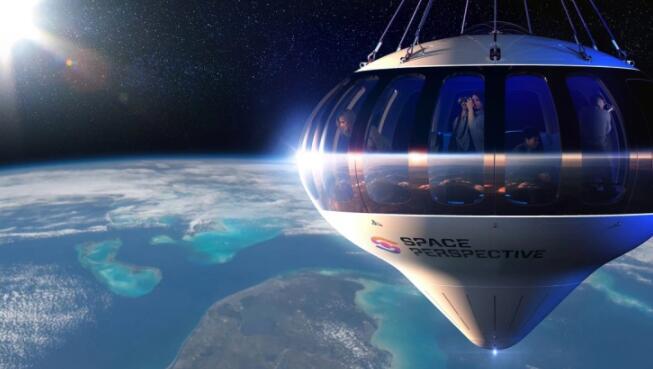 Space Perspective为可将人送入太空的气球筹集了4000万美元